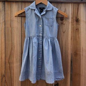 GAP Kids Chambray Dress